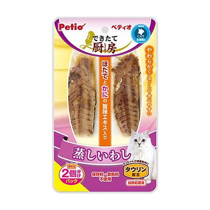 Petio貓小食鮮廚蒸沙丁魚 35g  #B50(W13243)