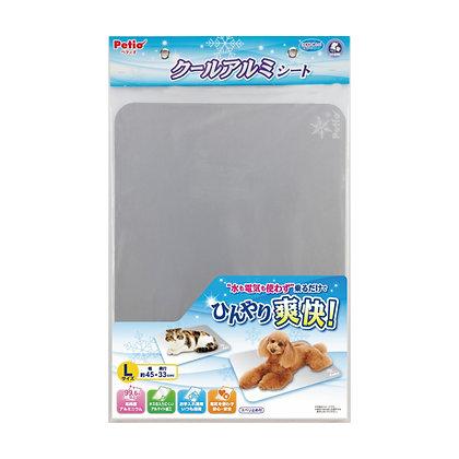 Petio夏季冰涼系列鋁製涼墊(大) #H1(W25122)