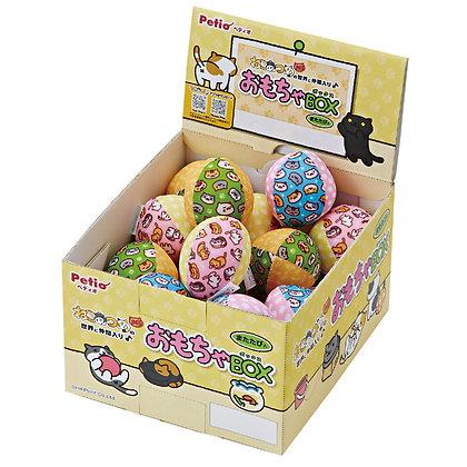 Petio貓咪後院 木天蓼玩具球 (一盒24個)#G110 (W25285)
