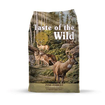 Taste of the Wild 無穀物鹿肉+鷹嘴豆配方 (全犬糧|美國版)