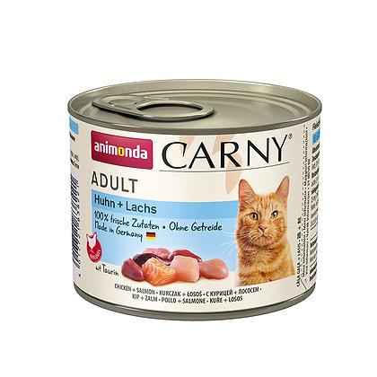 Animonda Carny 成貓|雞 + 三文魚 200g #N50