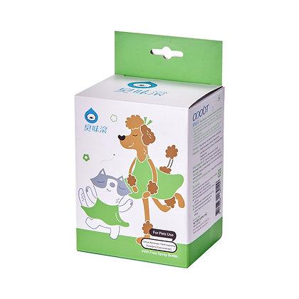 臭味滾 除臭/抑菌1.8L沖粉裝(6包裝+送噴霧瓶 )(貓狗適用)Q38