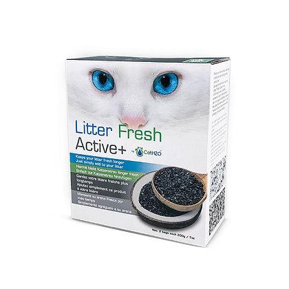 Cat H2O 除臭活性椰碳粒(貓砂專用)