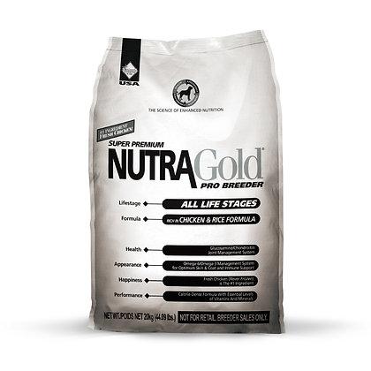 NutraGold 全犬專業配方(雞肉加飯) 20kg
