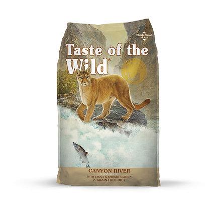 Taste of the Wild無穀物鱒魚+煙燻三文魚配方 (全貓糧|美國版)