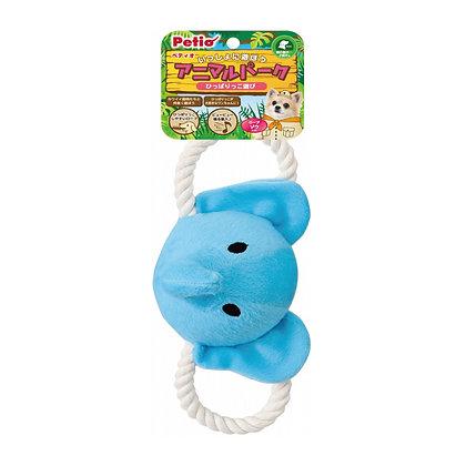 Petio動物園麻繩狗玩具(大笨象)