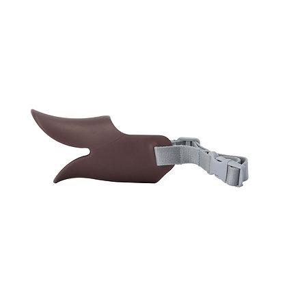 OPPO #P30犬用鴨咀口罩 SM (棕色)