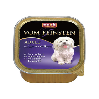 Animonda Vom Feinsten 成犬配方 羊肉+優質榖麥 150g #N36