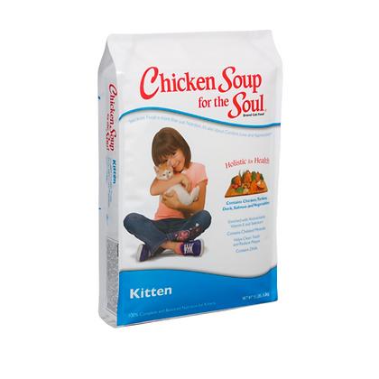 Chicken Soup®幼貓天然配方