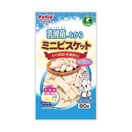 Petio狗小食乳酸菌迷你餅乾 M 80g #A59 (W13232)