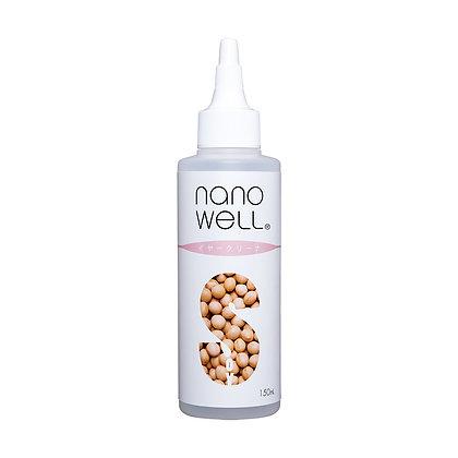 Nanowell 寵物天然納米化大豆4合1深層清潔洗耳水 (消臭.抗菌.保濕) 150ml #S5