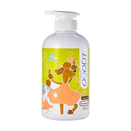 臭味滾 寵物無香味低敏除臭洗毛液 500ml (貓狗適用)Q41