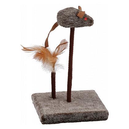 Petio發光發聲玩具貓臺(老鼠)