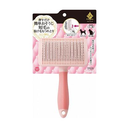 Preciante貓犬專用自動清理去死毛硬針梳 #E18 (W21429)