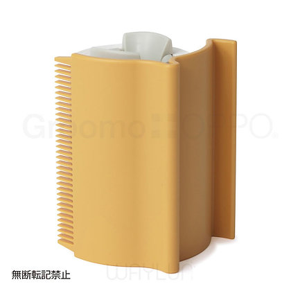 OPPO #P57寵物按摩除毛轆—附膠紙(黃棕色)