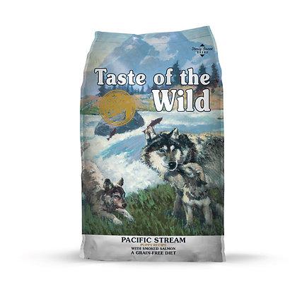Taste of the Wild 無穀物煙燻三文魚幼粒配方 (全犬糧|美國版)