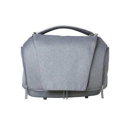 OPPO#P63寵物長形旅行袋(淺灰色)