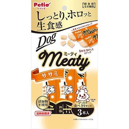 Petio狗小食 無添加.生食感 雞胸肉肉醬 3支裝 #A157(W13537)