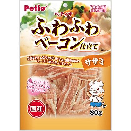 Petio狗小食煙燻雞胸肉片80g #A143 (W12406)