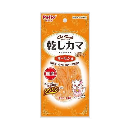 Petio貓小食白身魚絲(三文魚味)12g #B30 (W13174)