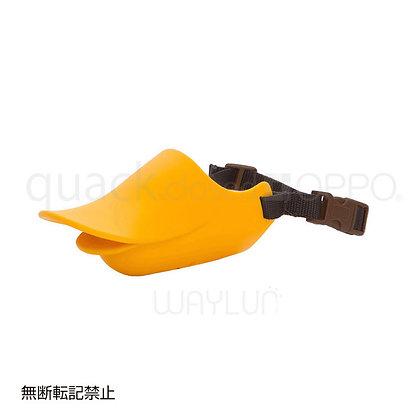 OPPO #P16犬用閉口式鴨咀口罩 L (橙色)