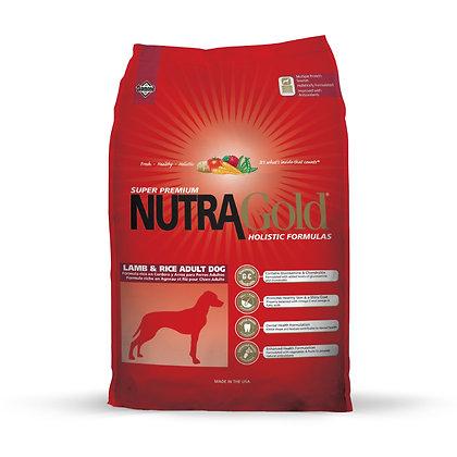 NutraGold 成犬羊肉飯天然配方