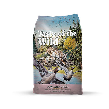 Taste of the Wild 無穀物 鴨肉配方(全貓糧|美國版)