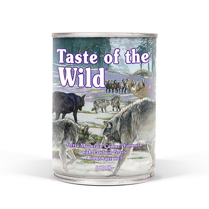 Taste of the Wild 無穀物 汁煮羊肉 (全犬 | 國際版)