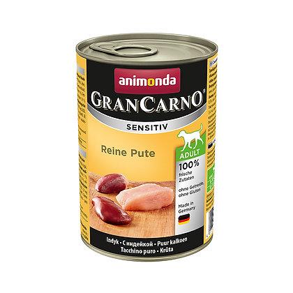 Animonda GranCarno 成犬|無穀物純火雞 400g #N66