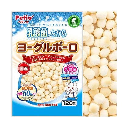 Petio狗小食乳酸菌 乳酪饅頭仔 120g  #A88(W13304)