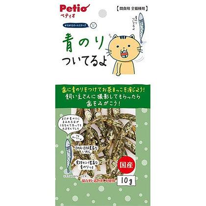 Petio貓小食海苔沙甸魚 10g #B69(W13440)