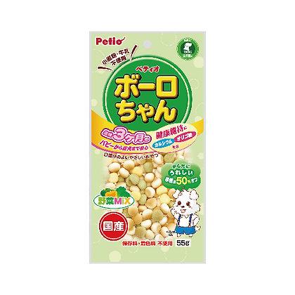 Petio狗小食蔬菜脆餅55g #A99 (W1141500)