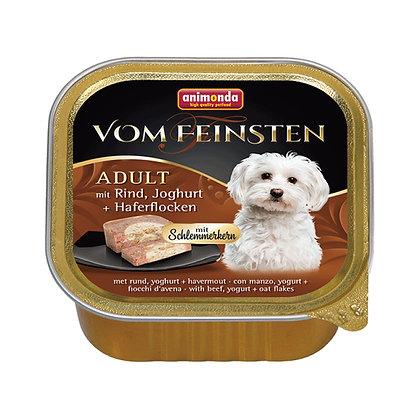 Animonda Vom Feinsten 成犬配方 精選牛肉配酸奶+燕麥 150g