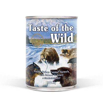 Taste of the Wild 無穀物 汁煮三文魚+白身魚 (全犬 | 國際版)