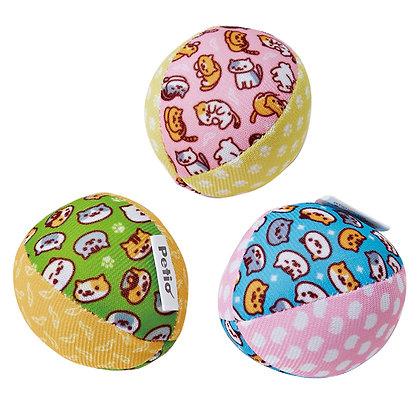 Petio貓咪後院 木天蓼玩具球 (單個)#G109 (W25285)
