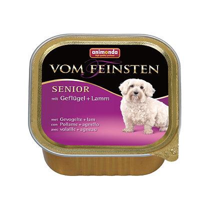 Animonda Vom Feinsten 高齡犬配方 雞肉+羊肉 150g #N44