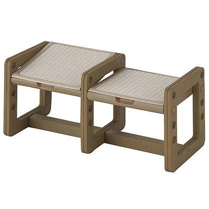 Petio犬用可調節  分拆式 餐檯(2合1)#F139 (W26132)