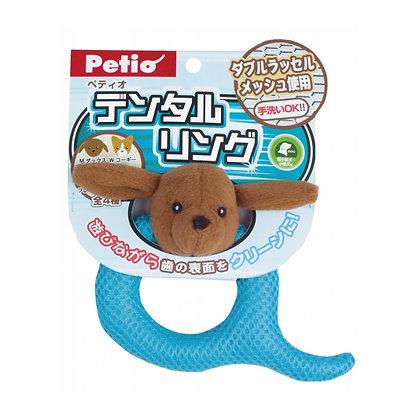 Petio可愛潔齒環狗玩具(迷你臘腸犬)