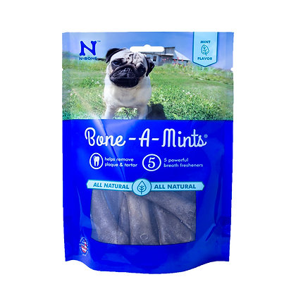 Bone-A-Mints 薄荷清香潔齒骨