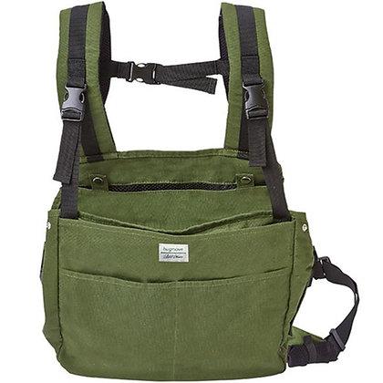 Add Mate便攜式前抱寵物袋 (橄欖綠)#F127(A25891)