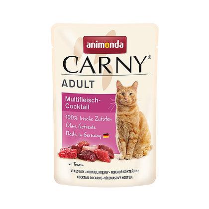 Animonda Carny 成貓濕糧包 經典鮮肉拼盤 85g #N53