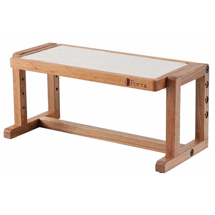 Petio犬用可調節木質餐檯