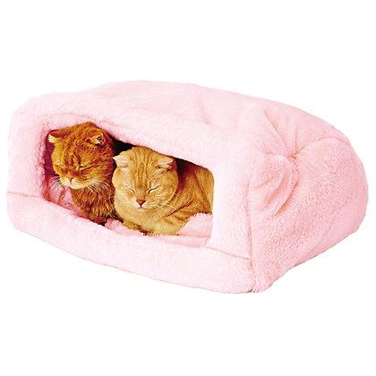 Petio寵物隱藏式長軟床(粉色)