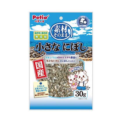 Petio貓狗小食沙甸魚乾30g #B36 (W13143)