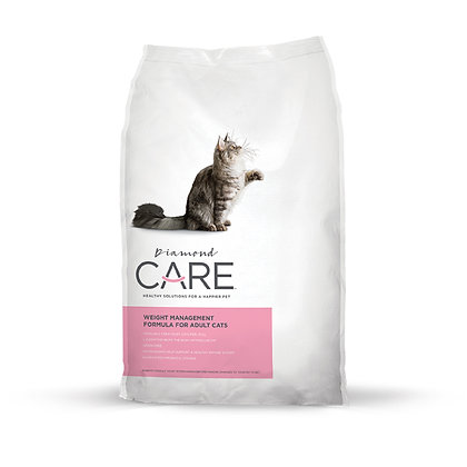 Diamond Care 成貓體重管理配方