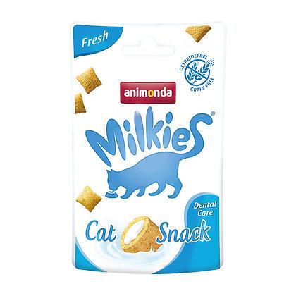 Animonda Milkies 貓小食無穀物牛奶夾心餅(潔齒)#N19