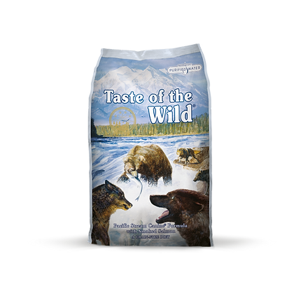 Taste of the Wild 無穀物煙燻三文魚配方(成犬糧   國際版)