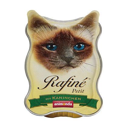 Animonda Rafine Petit系列 兔肉成貓 主食罐 85g