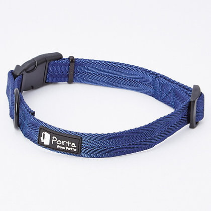 Porta犬用柔軟舒適頸帶 海軍藍(小)#J67 (W57602)