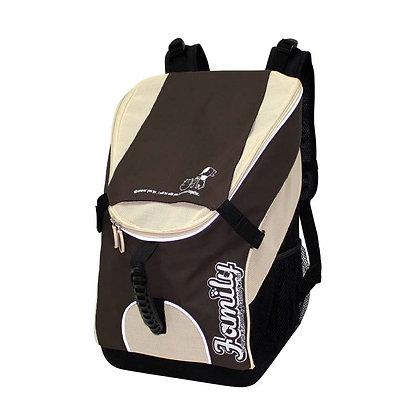 Daisuki 寵物旅行袋 咖啡色